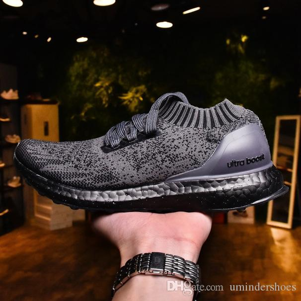 premium selection 7a736 a8731 The UltraBoost Triple Black White Has Taken Casual Shoe Scene By Storm.Now  Uncaged UltraBoost Discount From Umindershoes,  75.13   DHgate.Com