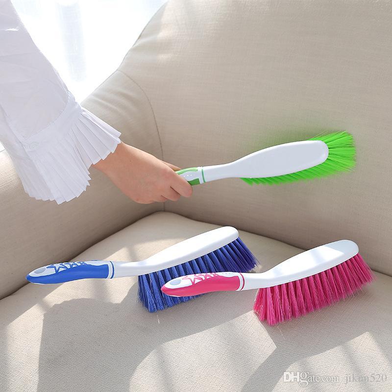 Sofa Set Cleaning: 2019 Nylon Duster Sofa Dust Hair Brush Cleaner Anti Static