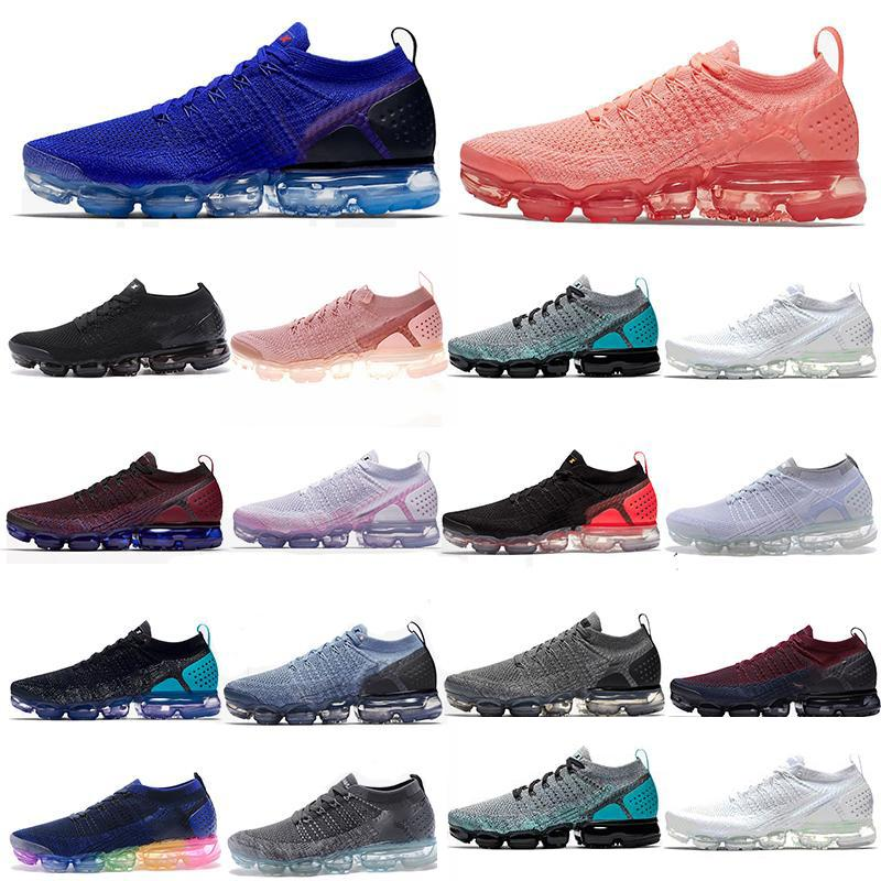 2019 Acronym Moc 2 Laceless Sprite 2.0 Running Shoes Designer FK Men Women Sneakers Fly Womens Sport Chaussures Trainers Shoe Size 36-45