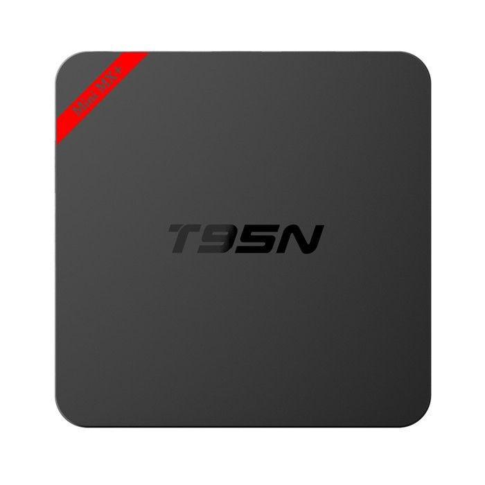 T95N Mini MX artı Android TV Kutusu 1 GB 8 GB Dört Çekirdekli Amlogic S905X UHD 4 K Akıllı TV Kutusu TV Miracast DLNA IPTV Medya Oynatıcı Set ...