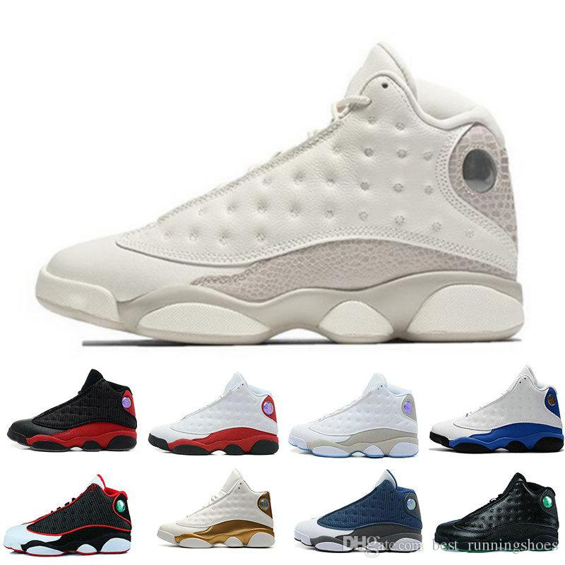 0ee80693ccc0e2 2019 Melo 13 XII 13s Class Of 2002 Men Basketball Shoes He Got Game Phantom  Italy Blue Olive DMP Bred Retro Chicago Mens Trainers Sports Sneakers From  ...