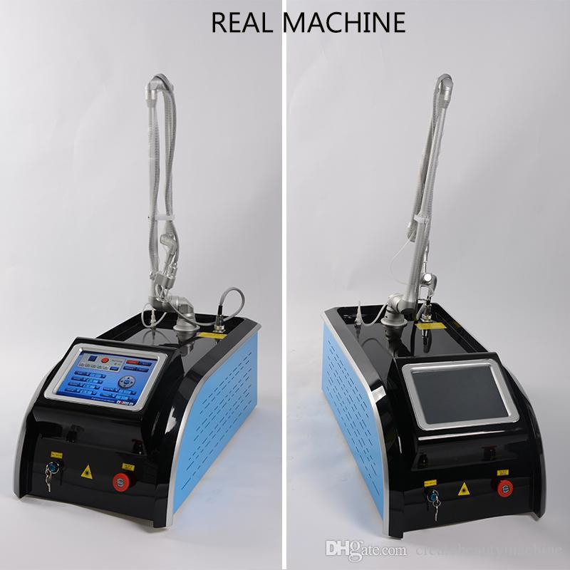 Livraison gratuite machine de serrage vaginale indolore femme privée CO2 CO2 laser fractionnel matériel médical enlèvement de cicatrice chirurgicale