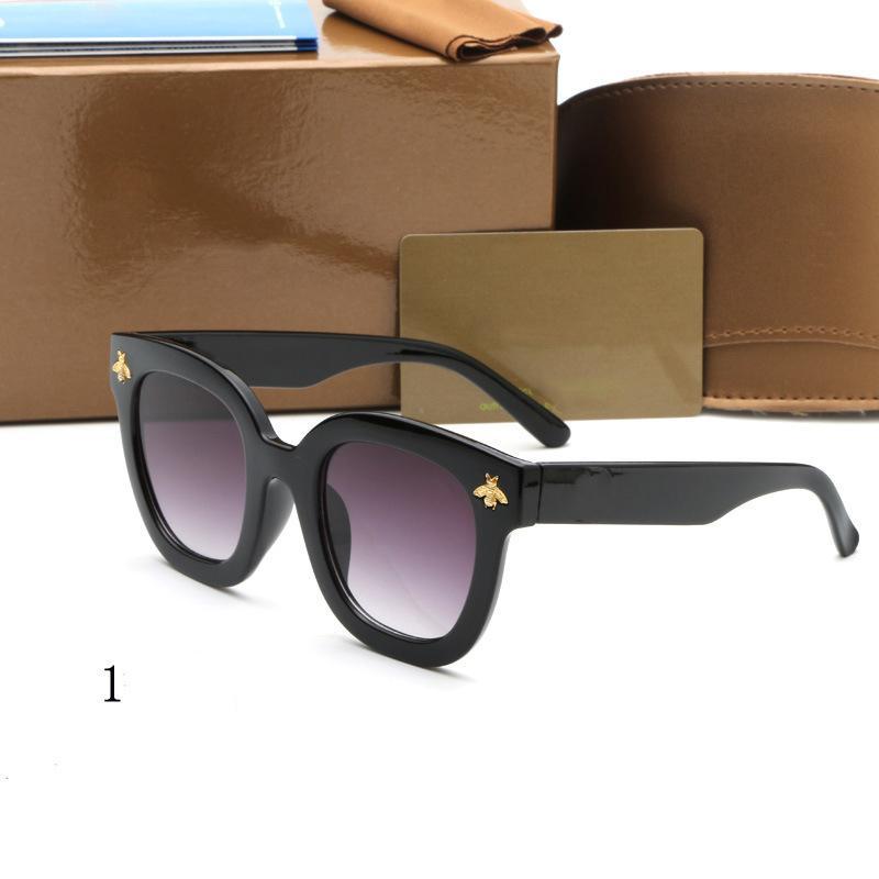 802ed057bd19 2018 New Luxury Sunglasses For Mens And Women Brand Designer Sunglasses  Wrap Sun Glass Pilot Frame Coating Mirror Lens Good Qualtiy Sunglasses Sale  Kids ...