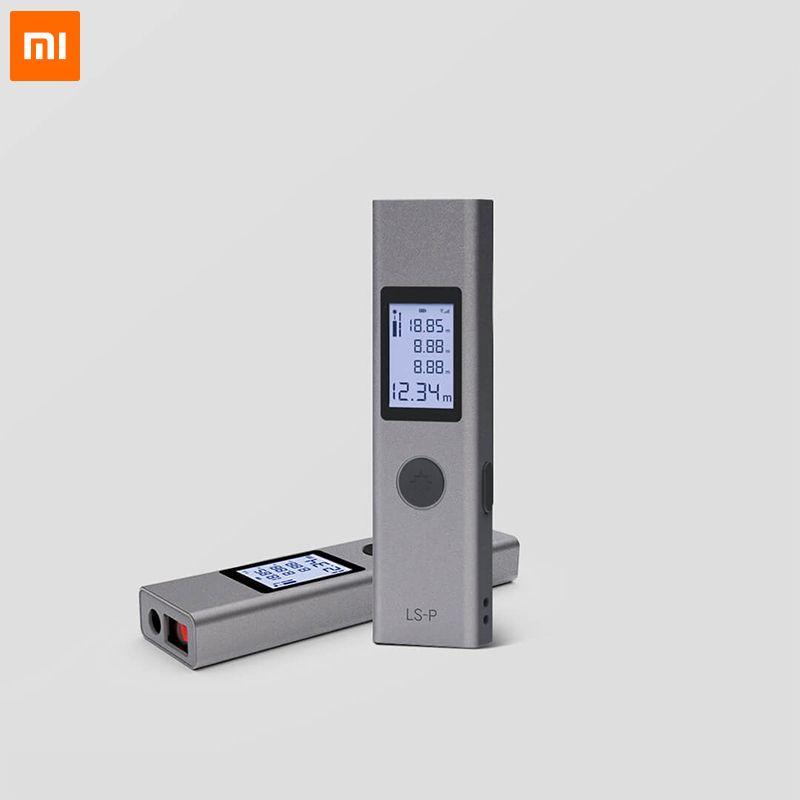 Xaomi Tuka 40m Laser Range Finder LS-P USB flash charging Range Finder High Precision Measurement rangefinder