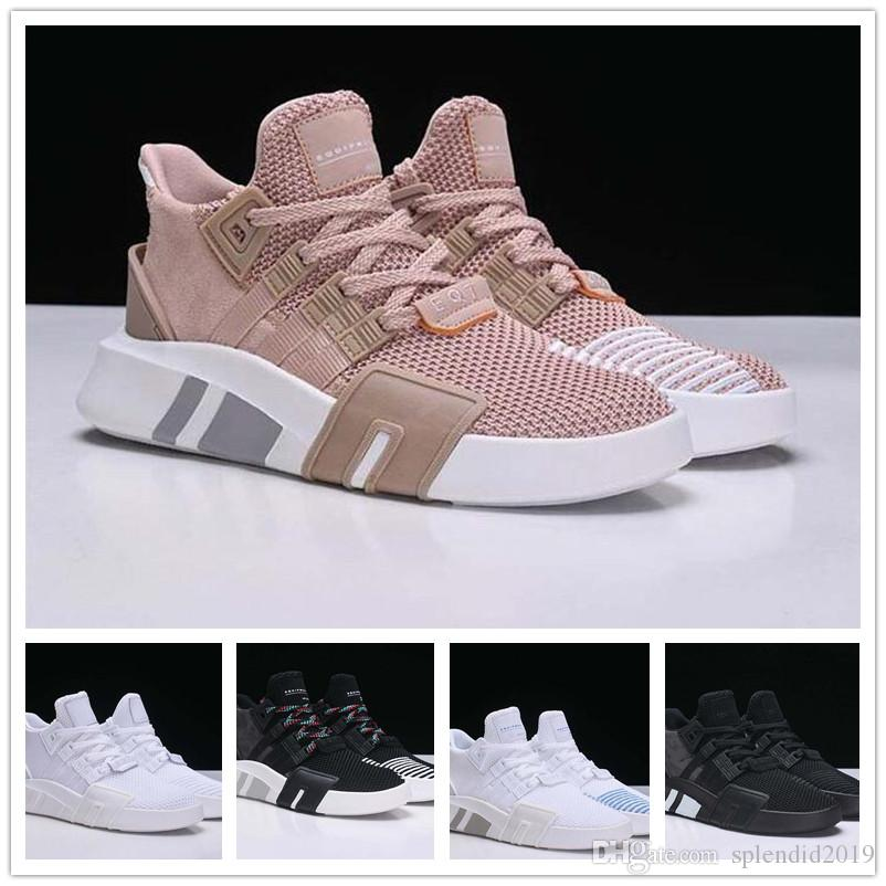 online store a0eab 48f05 2018 Cheap Originals Prophere Climacool EQT Four Generations Clunky Sports  Shoe Running Trainers Black White Pink Casual Sneakers