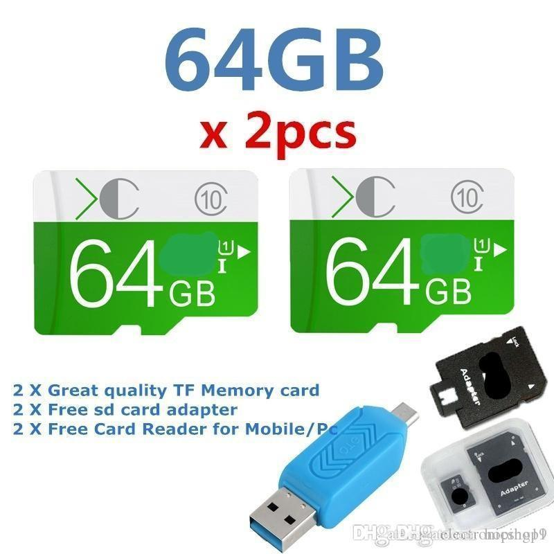 c56229b5c08 Highquality 2018 Mobile Phone Micro SD Card 64GB Memory Cards Flash Card  Micro SD Reader Size  64GB 32gb Best Network Storage Device Best Network  Storage ...
