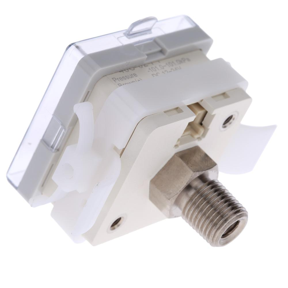 Freeshipping Mini Digital Sensor de presión de vacío Medidor Probador de presión Medidor de vacío presión herramienta de diagnóstico -100.0 ~ 100.0kPa 12V ~ 24V