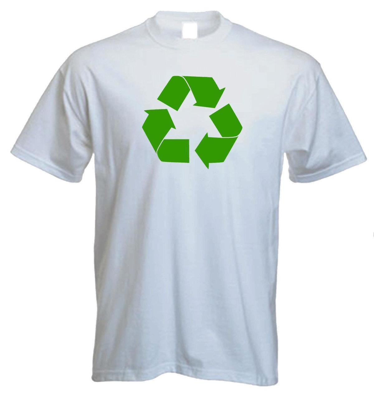 Recycle Symbolbig Bang Theory Funt Shirt Best T Shirt Sites T