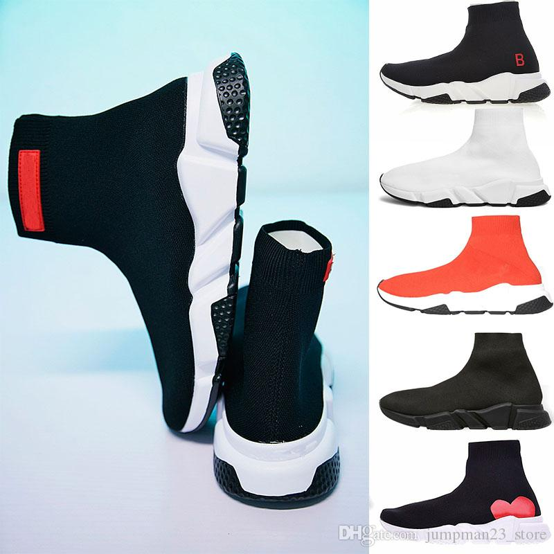 181e925f22a Luxury Sock Shoe Fashion Sneakers Running Shoes Speed Trainer Sock ...