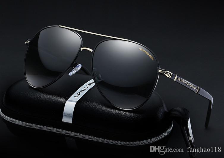 d33ee0db3e22 2019 The Latest Hot Sunglasses Ladies Polarizer Driver S Mirror Sunglasses  Casual Outdoor Sunglasses With Box P8738 John Lennon Sunglasses Wiley X ...