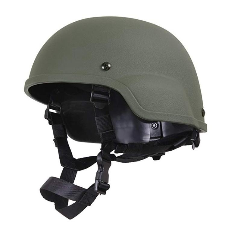 Caça Outdoor Sports Helmet Paintball Combate MICH-2000 Tactical Helmet