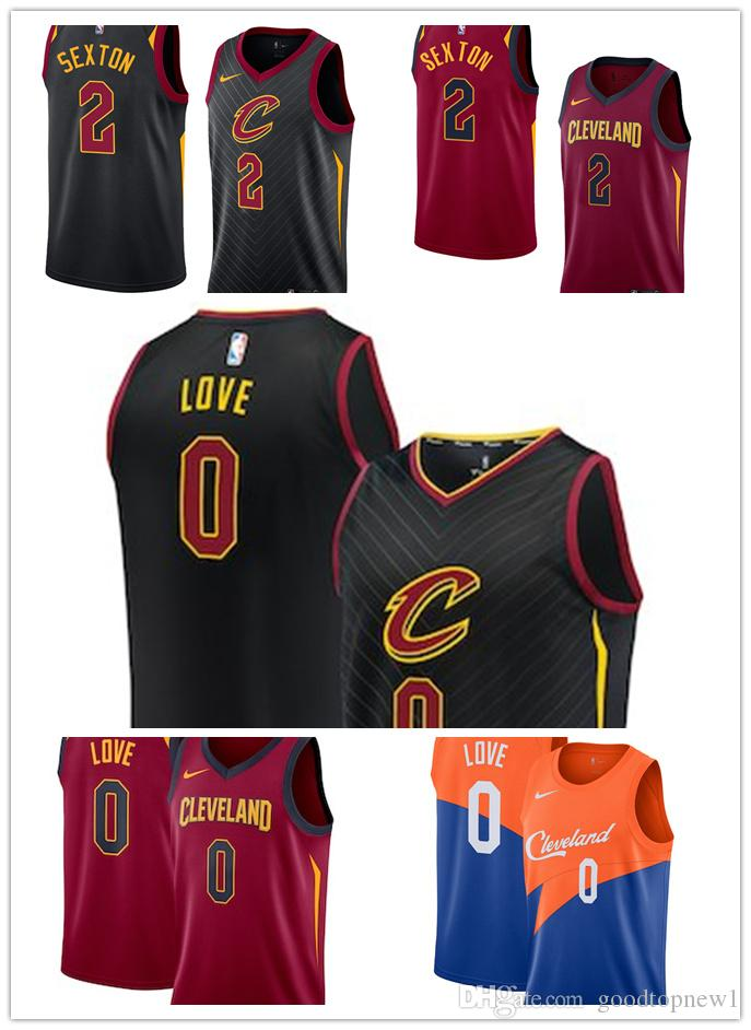 Cleveland Kevin Love Collin Sexton Cavaliers 2018 19 Swingman Basketball  Jersey City Edition Tux For Men Wedding Tuxedos 2015 From Goodtopnew9 9bb298a11
