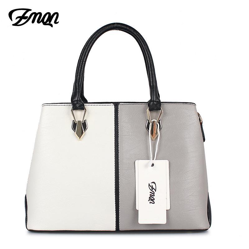 24fd60d57286 Shoulder ZMQN Luxury Handbags Women Bags Designer Leather Bags For Women  2018 Fashion Ladies Handbag New Arrivals Shoulder Hand Bag USA Hobo Purses  Leather ...