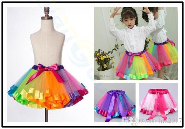 ab09bdf73b8c 2019 Children Clothing Costumes Tutu Skirt Baby Skirts 3M 8T ...