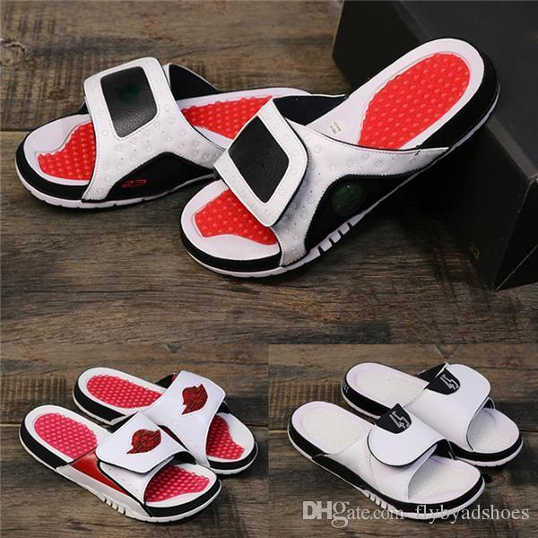 Concord 11 designer sandals for Mens 13 slides mens HYDRO 2 Summer Flat Thick Luxury Shoes White red black women Beach Slipper Flip Flop
