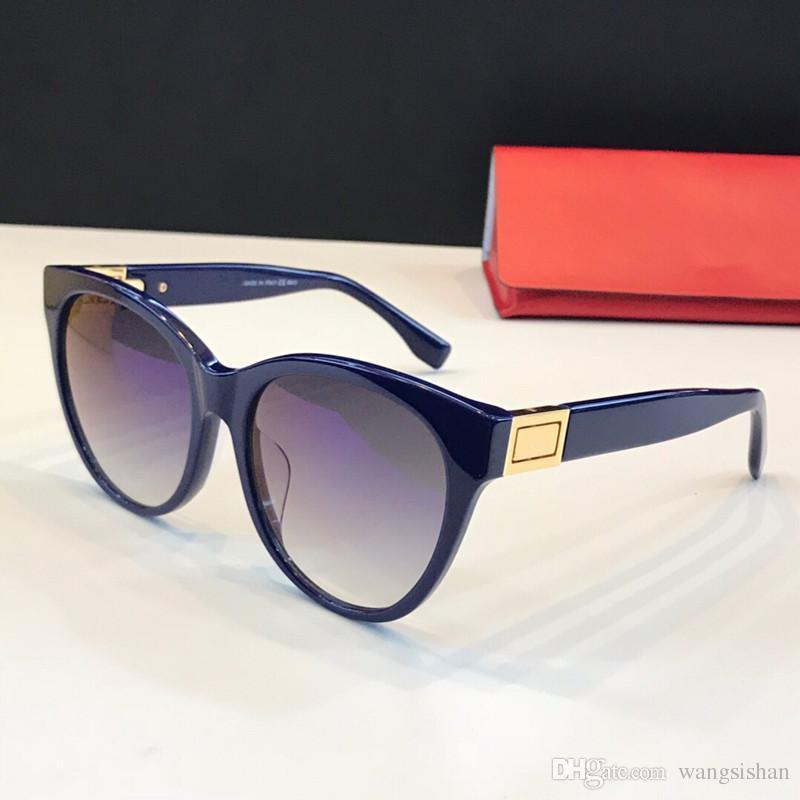 66a155580e Selling Fashion Women Brand Designer Sunglasses 0311 Charming Cat ...