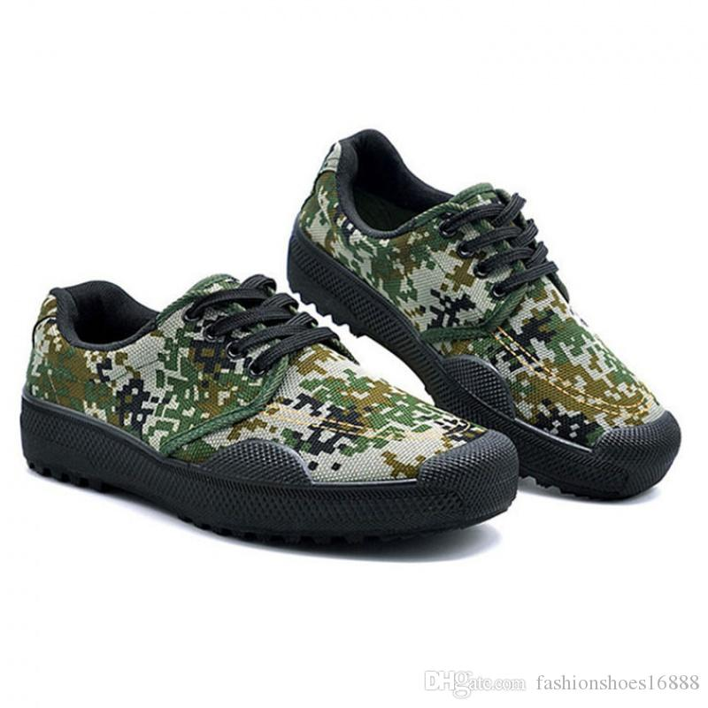 02f855f41c4 New Unisex Camouflage Sta Smith Shoes Men Casual Shoes Spring Autumn Outdoor  Military Lace Up Lightweight Canvas Shoes Plus Size 34 45 Wholesale Shoes  Cool ...