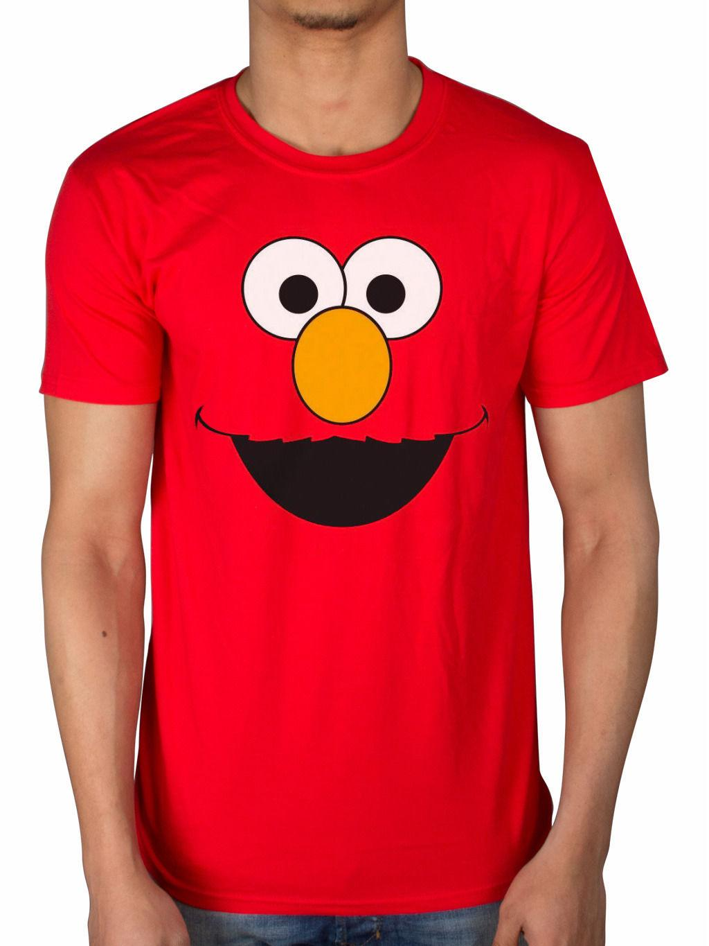 a80bc17c Official Sesame Street Elmo T Shirt Early Bird Grover Ernie Oscar Cookie  Monster Funny Unisex Casual NZ 2019 From Rocktothetop, NZ $$12.96 | DHgate  NZ