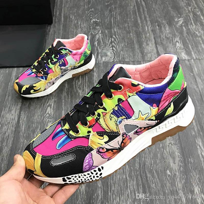 4086ebf7ef7 Compre 2018 Nuevos Zapatos Deportivos Para Hombres