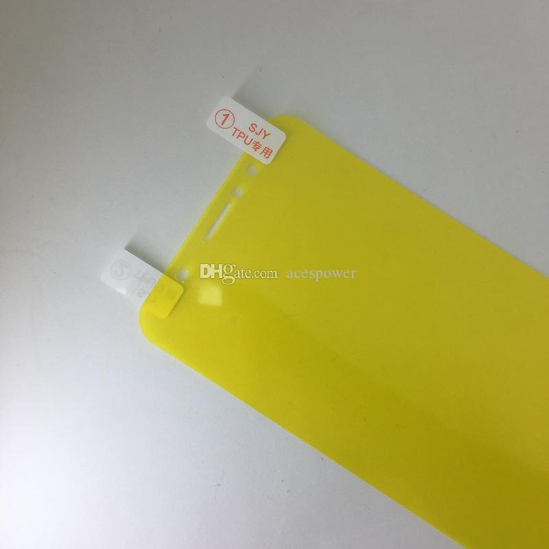 Soft Hydrogel Screen Protector For Galaxy S21 Ultra Full coverage samsung s20 s10E s10 Lite Note 20 10 plus TPU Film