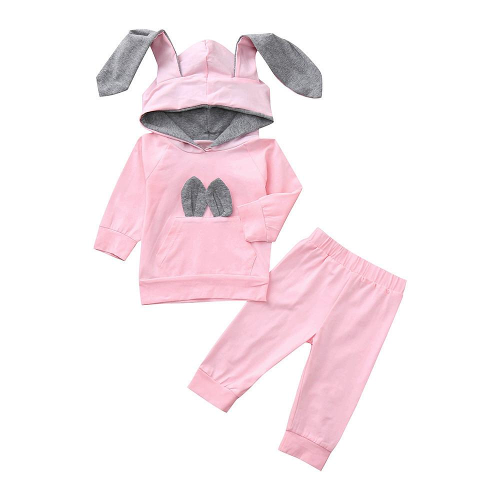 3f13831412a7 2019 Good Quality Kids Clothes Girls Baby Clothing Set Outfits ...