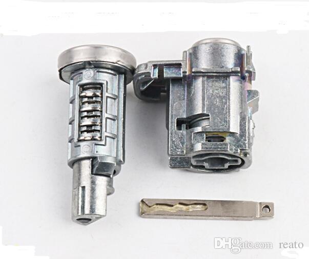Car Full Set Door Lock Cylinder For Buick New Regal Lacrosse Excelle Gt Chevrolet Cruze Left Door Lock Ignition Lock