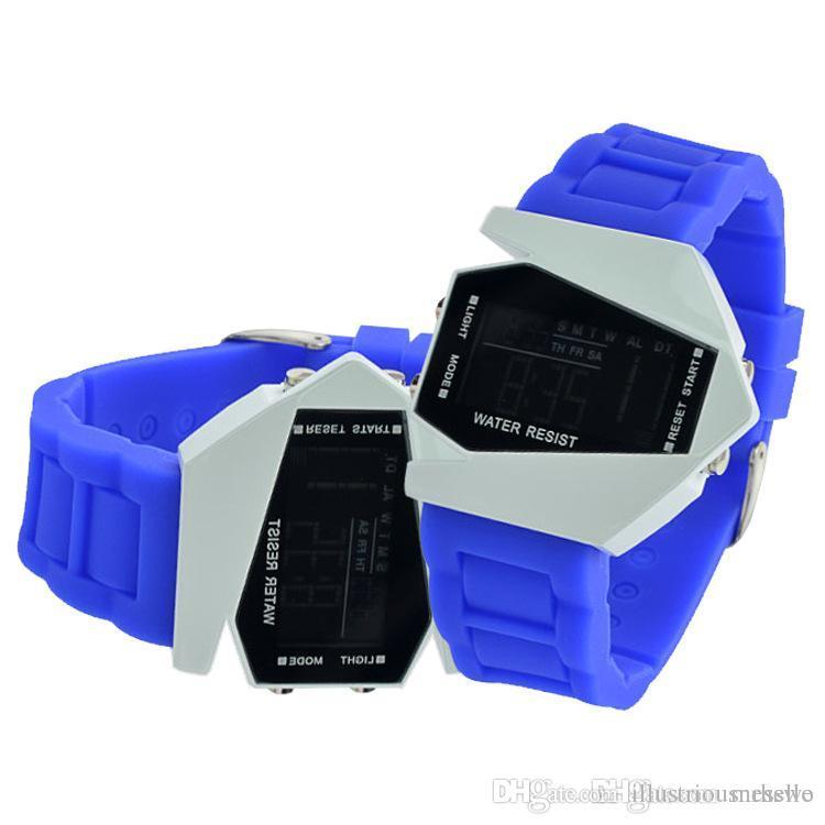 Children Safety Wristbands Boy Life Waterproof Clock Men Women Fashion Luminous Electronic Student Movement Wristwatches Gift Watches