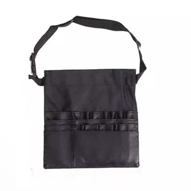 Women Makeup Brush Waist Bag Holder Black Belt Many Grids Makeup Artist  Cosmetic Tools Female Organizer Bag QQA314 Makeup Sets Organizers From  Top beautiful ... 6226d2a53b4c7