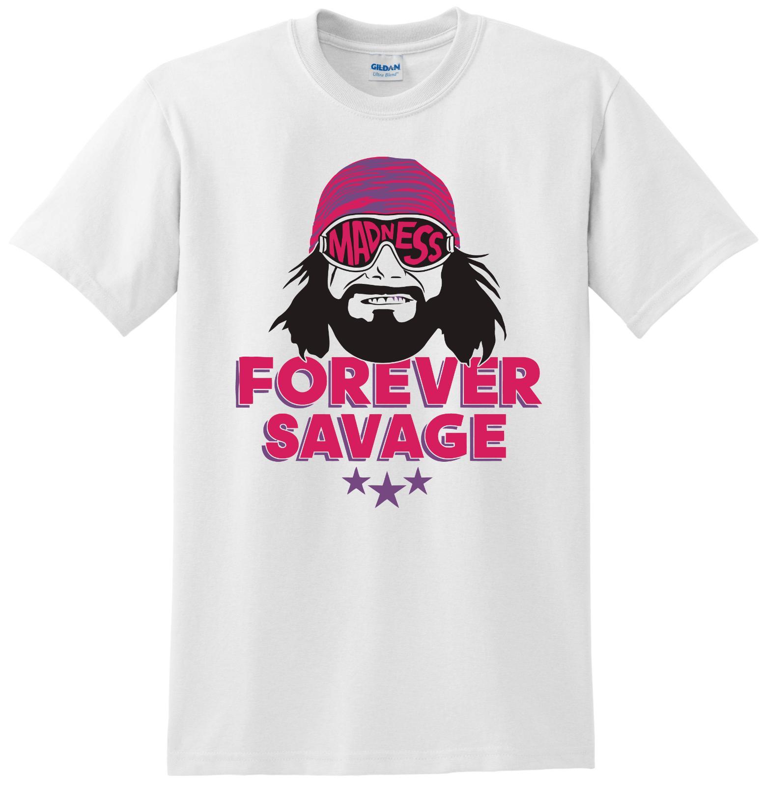 Shirt Forever Savage Macho Crazy S T Xxxl Shirts Randy Man ZiPuXOk