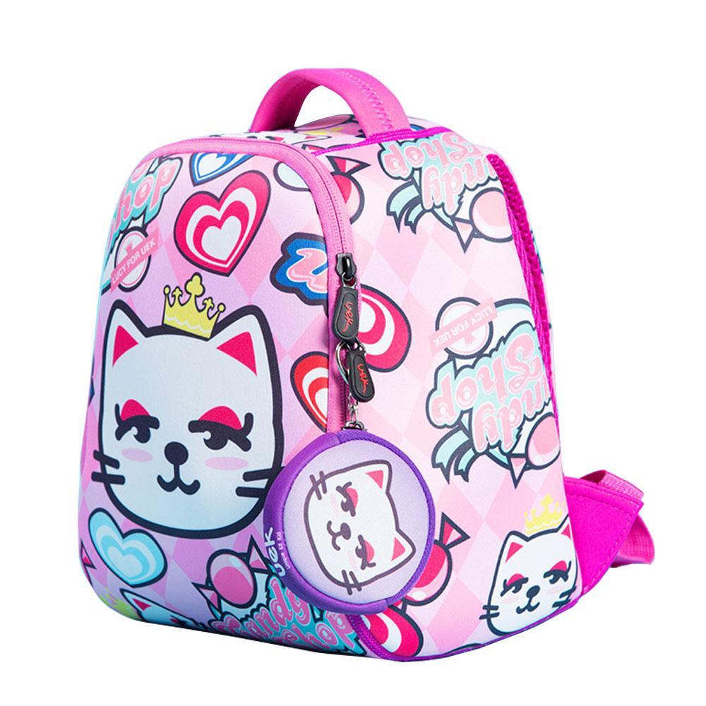 23269f28c524 Children S School Bags Backpacks Girls Bag Animal Printing Kids Backpack  Book Bag 1 3 Years Old Schoolbag Sj014 Kids School Bags Bags For School  From ...