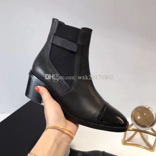 dcafa2b690192 2019 Sexy Woman Shoes In Autumn And Winter Knitted Elastic Boots ...