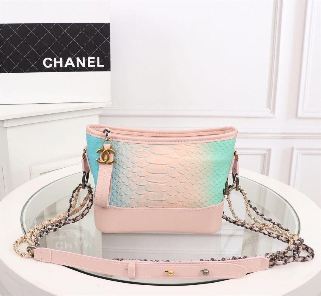 b72fa8f8702f72 Original Classic Fashion Women Messenger Bag Top Quality Gabrielle Bag  Crossbody Chain HOBOS Lady Genuine Leather Small Shoulder Bags Branded  Handbags ...