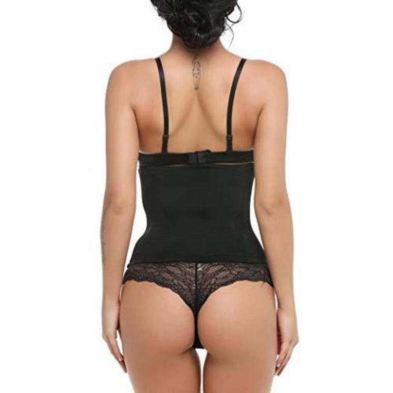Sicherheit Frauen Taille Trainer Cincher Steuerung Underbust Shaper Damen Printing Korsett Shapewear Körper Tummy Sportlicher Gürtel Hüftgürtel Firm