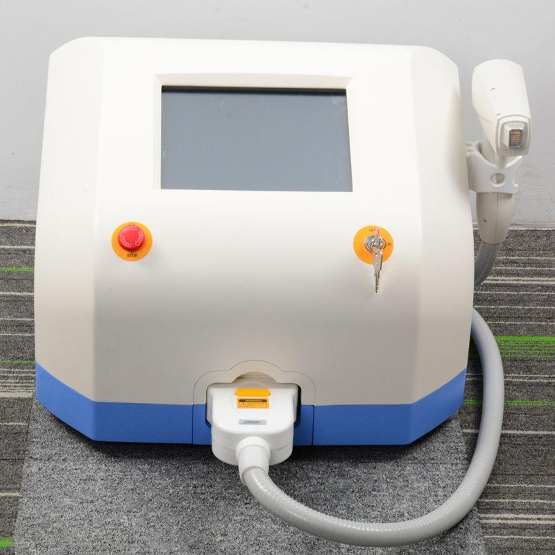 Более популярный 808nm диодный лазер / диодный лазер сопрано эпиляция машина новейшее оборудование 808 диодный лазер