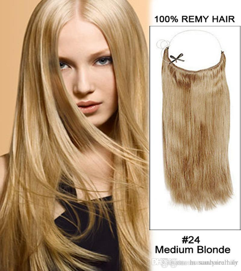 Factory Whosale Hair Extensions elastic in flip in full head straight one piece For wedding party , free DHL
