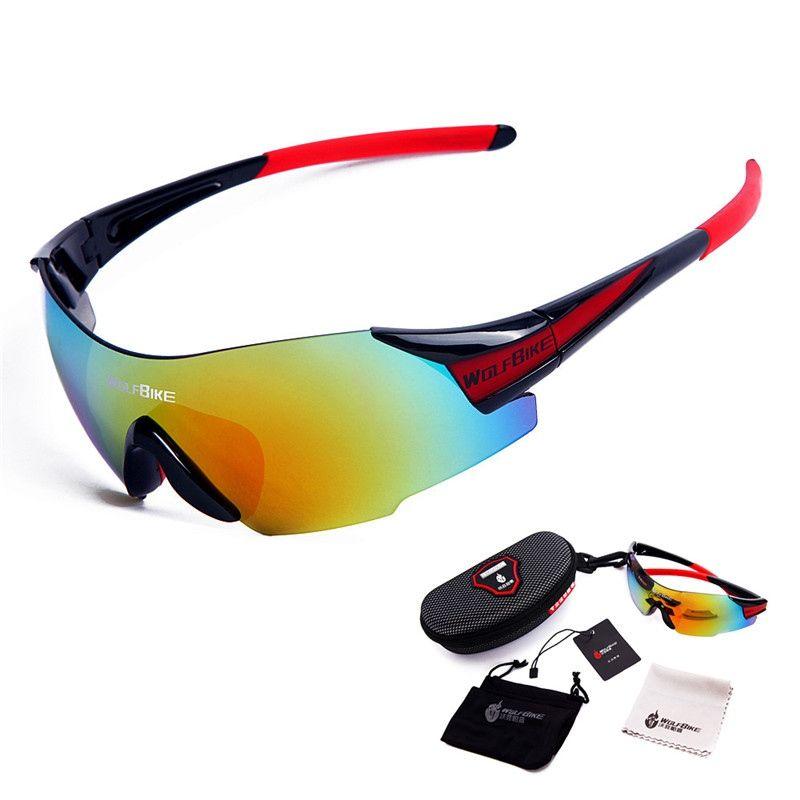 7142179068 2018 Men Women Cycling Glasses Outdoor Sports Windproof Eyewear ...