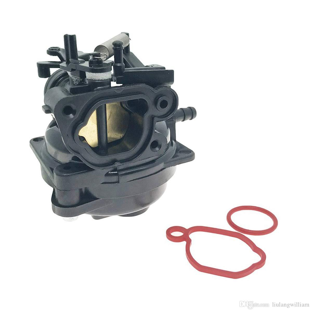 ZYHW New 799584 Carburetor Carb Replacement for Briggs & Stratton 550EX 09P702 9P702 Engine with Mounting Gasket Kit