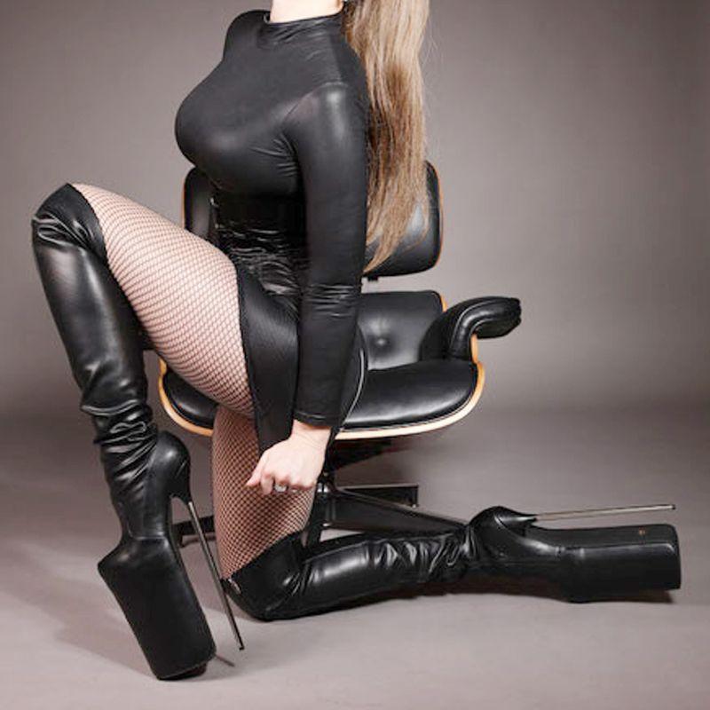 Buy Extreme high heel Lockable 18cm 7 Inch high-heeled