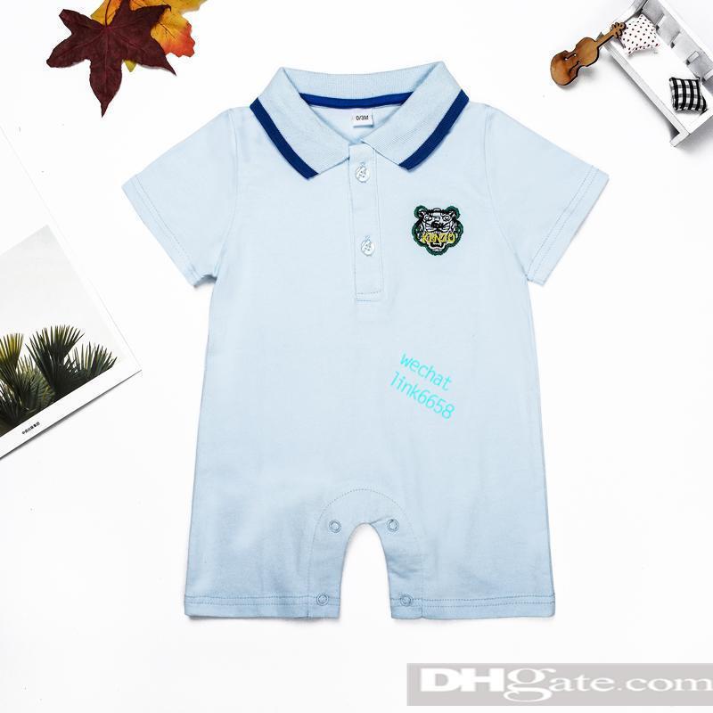 Acquista 2019 Girocollo In Cotone Uniforme Abbigliamento New Neonato  Pagliaccetto Boy Girl Vestiti Manica Lunga Bambino Prodotto Primavera  Autunno 50 A ... 34a5c928bfe