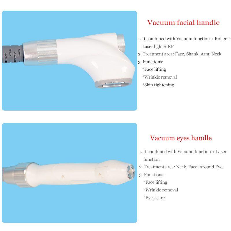 Velashape for Weight Loss cavitation Skin Tightening vacuum rf roller cavitation vacuum rf system body slimming machine