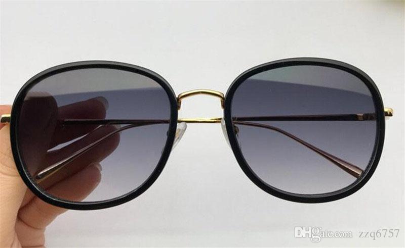 a886dfc79c New Stylish Fashion Designer Sunglasses 1067 Round Frame Top Quality ...