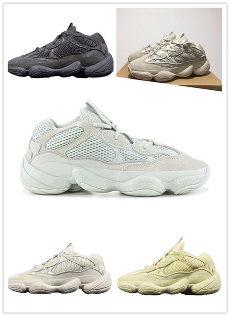 info for 16c30 e3501 2019 New Salt Wave Runner 500 Blush Desert Rat 500s Super Moon Running  Shoes boost Kanye West Mens Women yeezy Sneaker