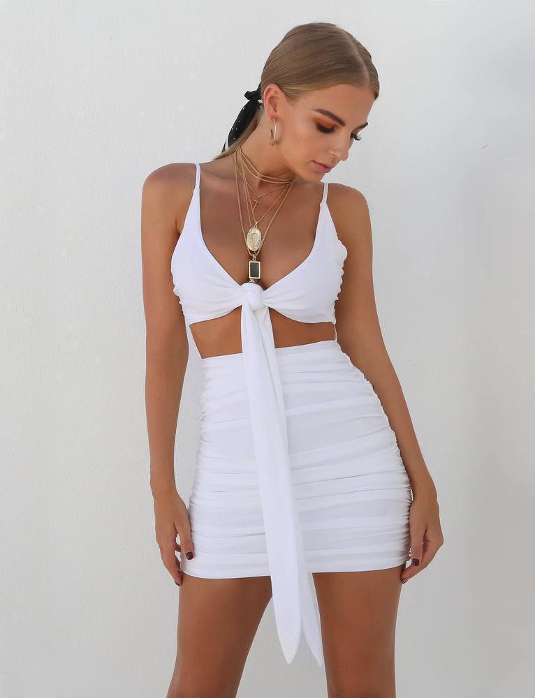 acheter femmes sexy d'été bodycon bandage robe de soirée clubwear