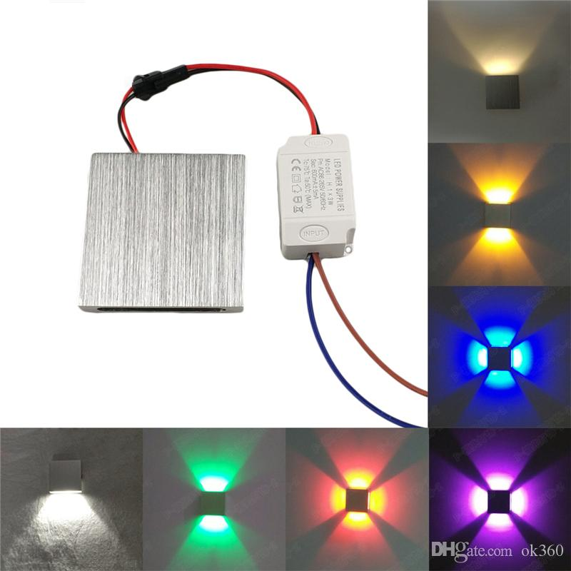 Led Wall Light 12w 16w Modern Home Lighting Wall Mounted Led Wall Light For Bedroom Stairs Living Room Background Modern Design Ceiling Lights & Fans