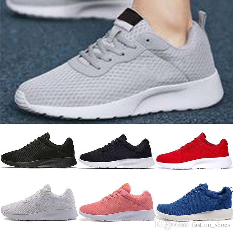 photos officielles 8a8cb 039ef nike roshe run tanjun Free Run tanjun 3.0 triple noir blanc rouge rouge  hommes femmes London 1.0 olympique formateurs mens chaussures de sport de  ...