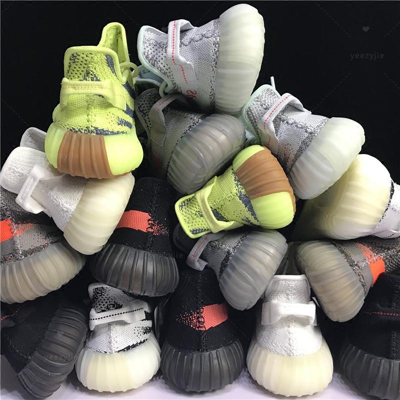 2018 Best Yeezy 350 V2 Butter Butter Triple Sky Blue Zebra Light Beluga  Sneakers Men Women Running Shoes Best Shoes For Running Sports Shoes For  Women From ... 489426116
