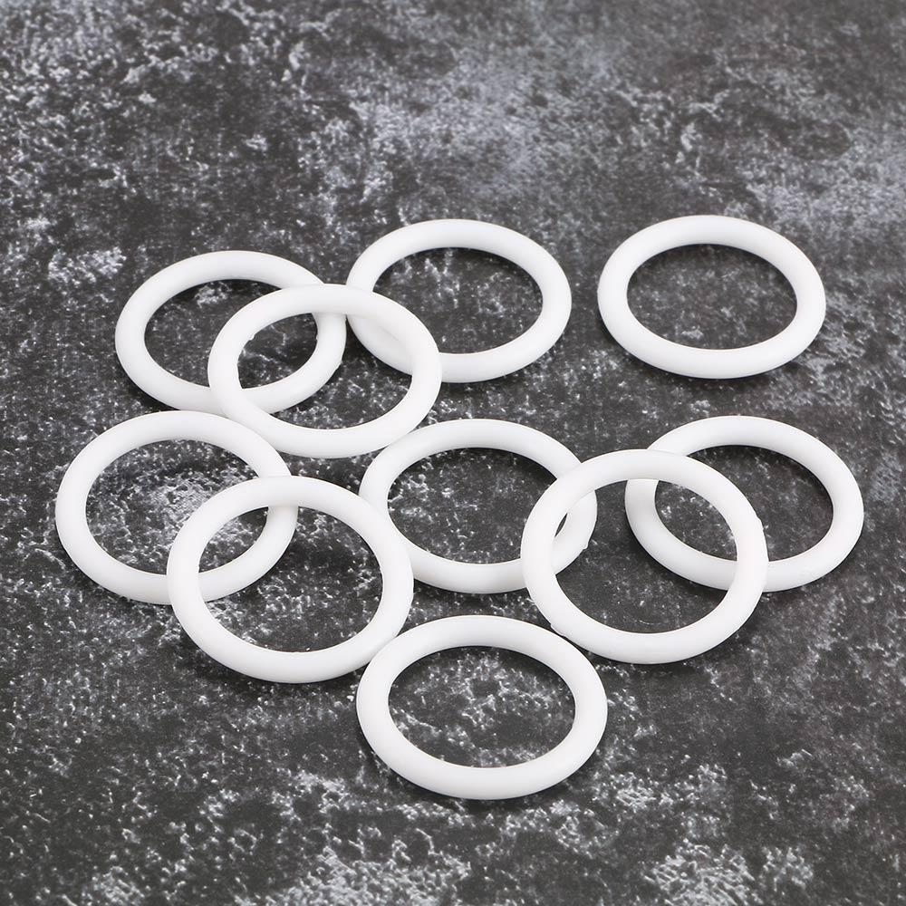 2019 Hot Sale O Rings Silicone Baby Dummy Pacifier Chain Clips O