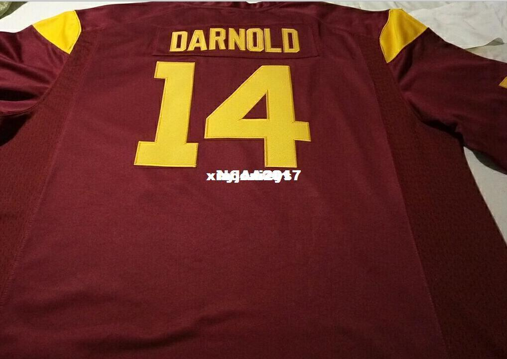 b58a6b2c8bb 2019 Cheap Men #14 Sam Darnold USC Trojans Alumni College Football Jersey  NCAA XS 6XL Or Custom Any Name Or Number Jersey From Xiaocai2017, $40.61 |  DHgate.