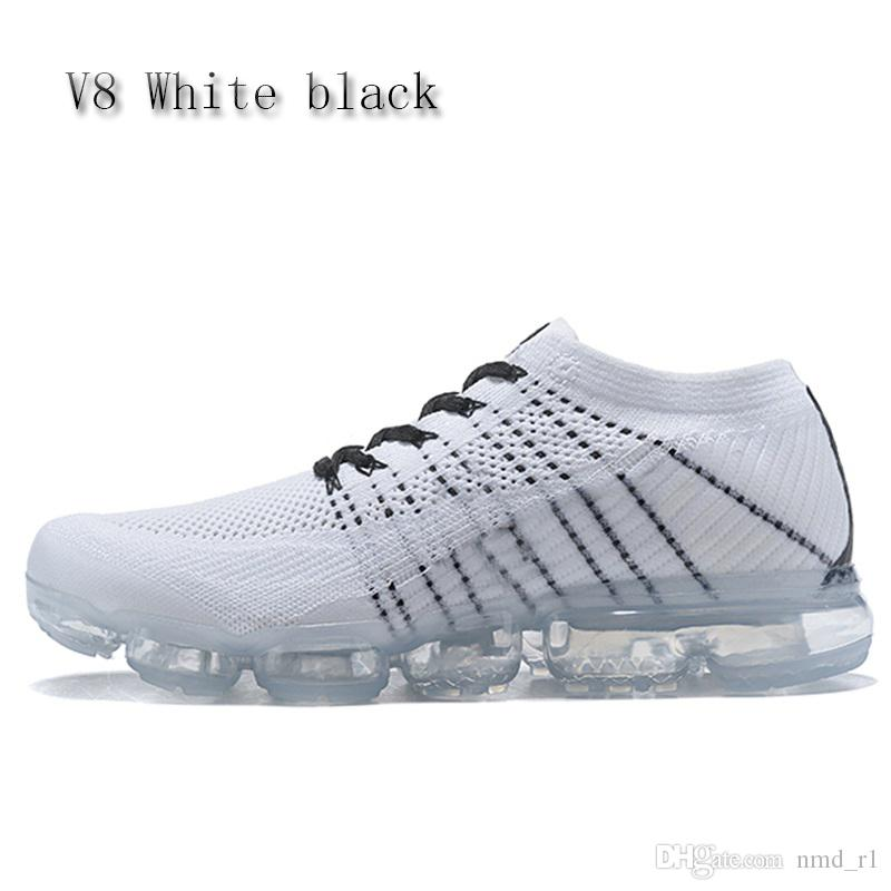 Brand New 1.0 2.0 Fly Designer Shoes Knit BHM Black White Red Orbit Running Shoes Top Men Women Sport Sneakers 36-45