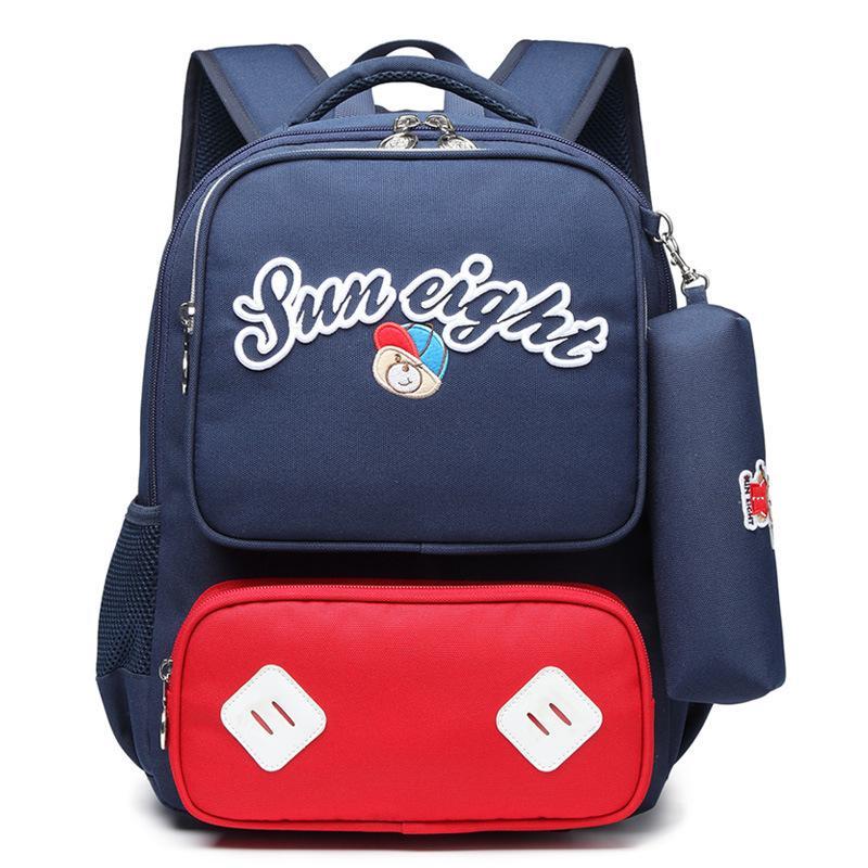 8160f8c2c8 Children Primary School Backpacks Waterproof Children School Bags Boys  Girls Orthopedic Backpacks Kids Book Bags Bolsa Infantil School Bags Cheap  School ...